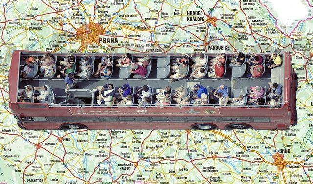 Любая фирма в Чехии может обслуживать заграничных туристов