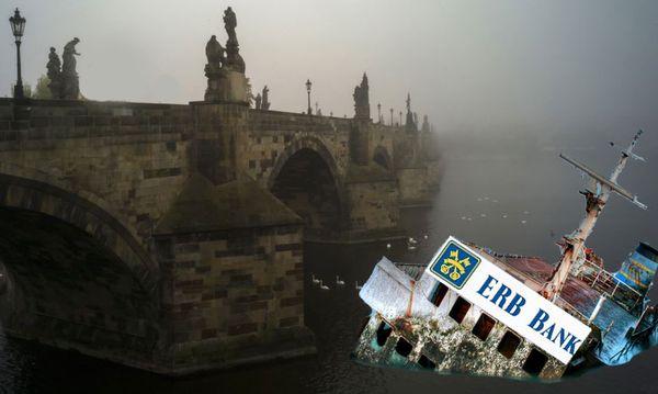 У ERB отозвана лицензия, вклады до 100.000 евро выдаёт Česká spořitelna, a.s. Конец истории экспансии российского банковского капитала в Чехии